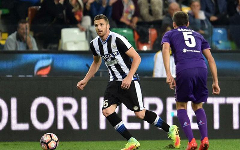 Udinese pronta a cedere Heurtaux, Sparta Praga ad un passo