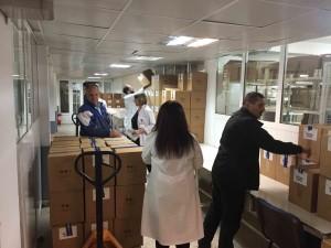 Donazione di medicinali agli ospedali del Kosovo con la collaborazione dei militari italiani