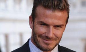 David Beckham sotto ricatto degli hacker