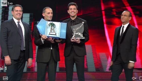 Lele è il vincitore del Festival di Sanremo sezione Nuove Proposte