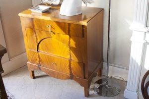 I nuovi mobili di antiquariato a Vigna Stelluti