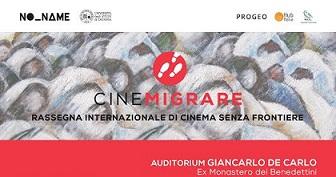"""A Catania il Festival """"CineMigrare – Rassegna Internazionale di Cinema Senza Frontiere"""""""
