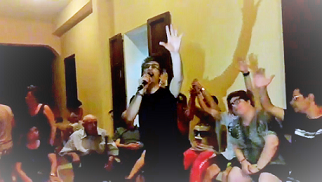 Associazione UN INCONTRO UNA SPERANZA: Roberto Becca commuove con la canzone PREGHENDE