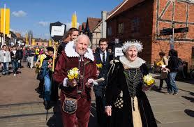 Le celebrazioni per i 400 anni dalla morte di Shakespeare