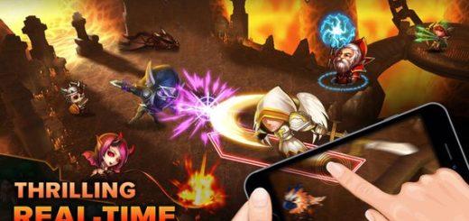 Come giocare Heroes Tactics: Strategy PvP su PC Windows/Mac