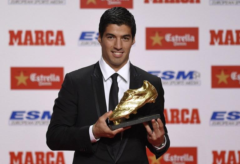 """Luis Suarez contro il Pallone D'Oro: """"E' solo una questione di marketing"""""""