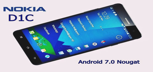Nokia D1C con Android 7.0 Nougat ultime notizie