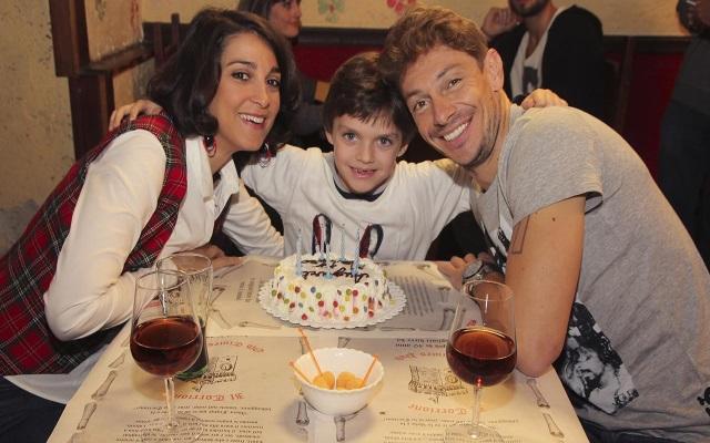 Giorgio Pasotti con Donatella Finocchiaro nel film Mio papà, una storia d'amore drammatica sulle famiglie allargate!