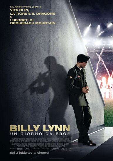 Da giovedì 2 febbraio al cinema il nuovo film di Ang Lee: Billy Lynn