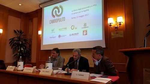 CambioPulito.it la piattaforma di denuncia anonima per chi smaltisce illegalmente gli pneumatici