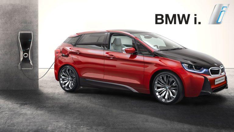 Ecco la nuova elettrica bavarese: la BMW i5!