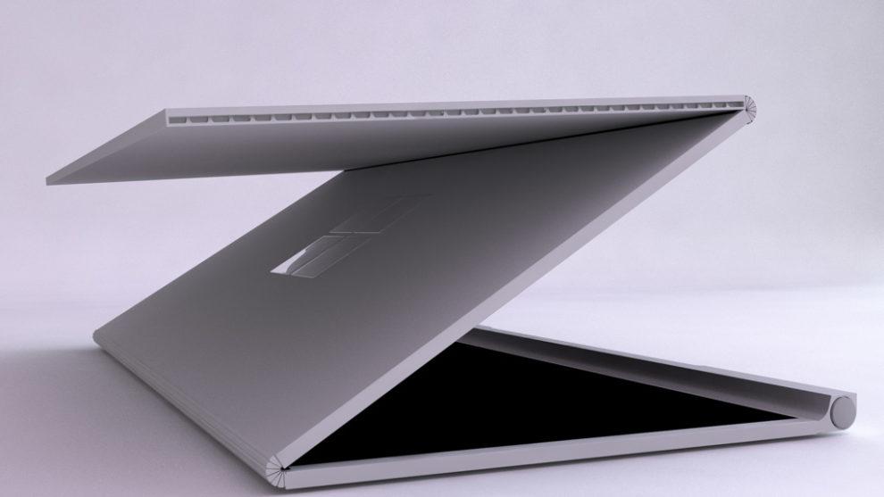Surface Book concept. Ecco un concept davvero molto interessante!
