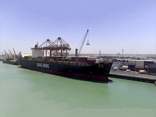 Gulftainer handles largest container vessel to arrive at Iraqi ports | Shipping