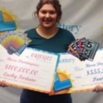 Rosa Domingue, la ragazza californiana che ha vinto due volete in una settimana alla lotteria