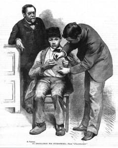 6 luglio 1885: Pasteur utilizza su un uomo il suo vaccino atirabbico