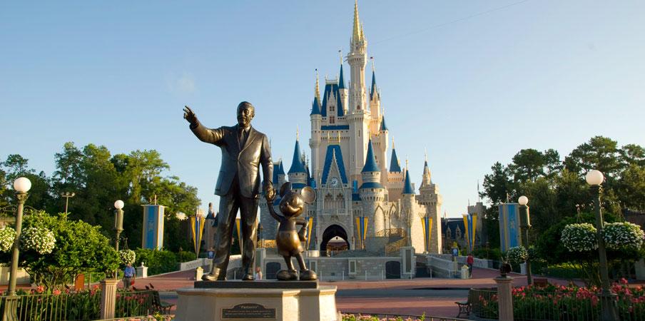 1 ottobre 1971: Viene inaugurato ad Orlando il Disney World