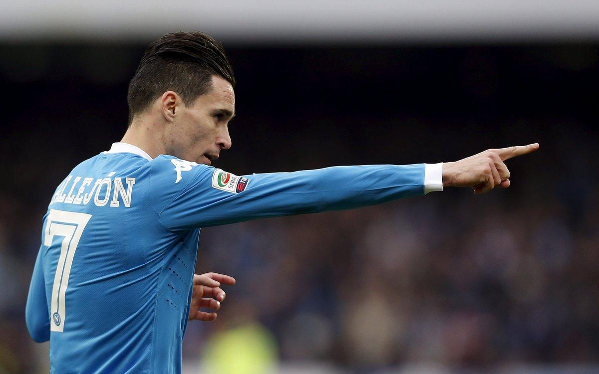 Calciomercato – Napoli, novità su Reina, Albiol e Callejón: il punto
