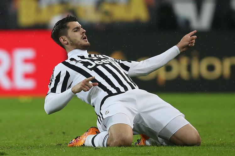 Morata asfalta il Milan: Alla Juventus la Coppa Italia