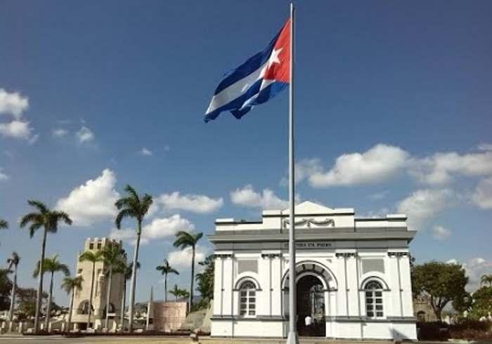 !Fidel ya está en Santiago de Cuba!