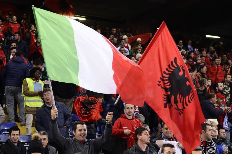 Italia-Albania LIVE: ecco dove seguire la partita minuto per minuto