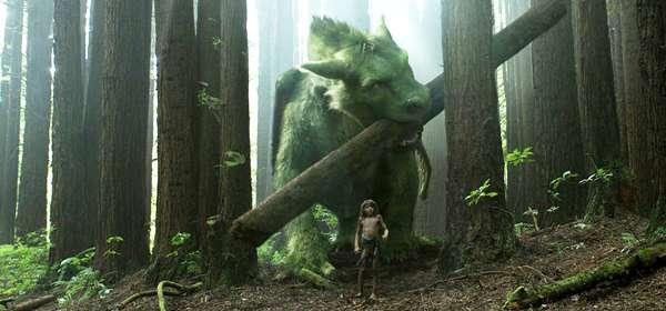 Film: Il drago invisibile. Classica avventura Disney