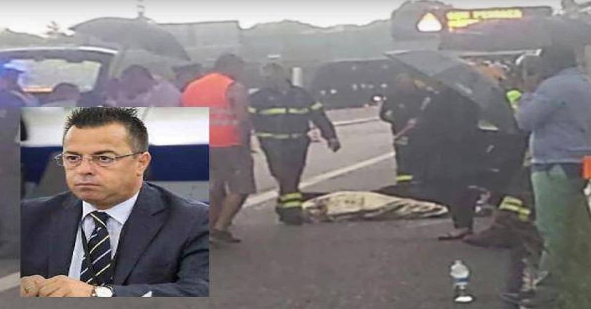 IL SILENZIO TOMBALE SULLA MORTE OSCURA E INQUIETANTE DELL'EURODEPUTATO BUONANNO