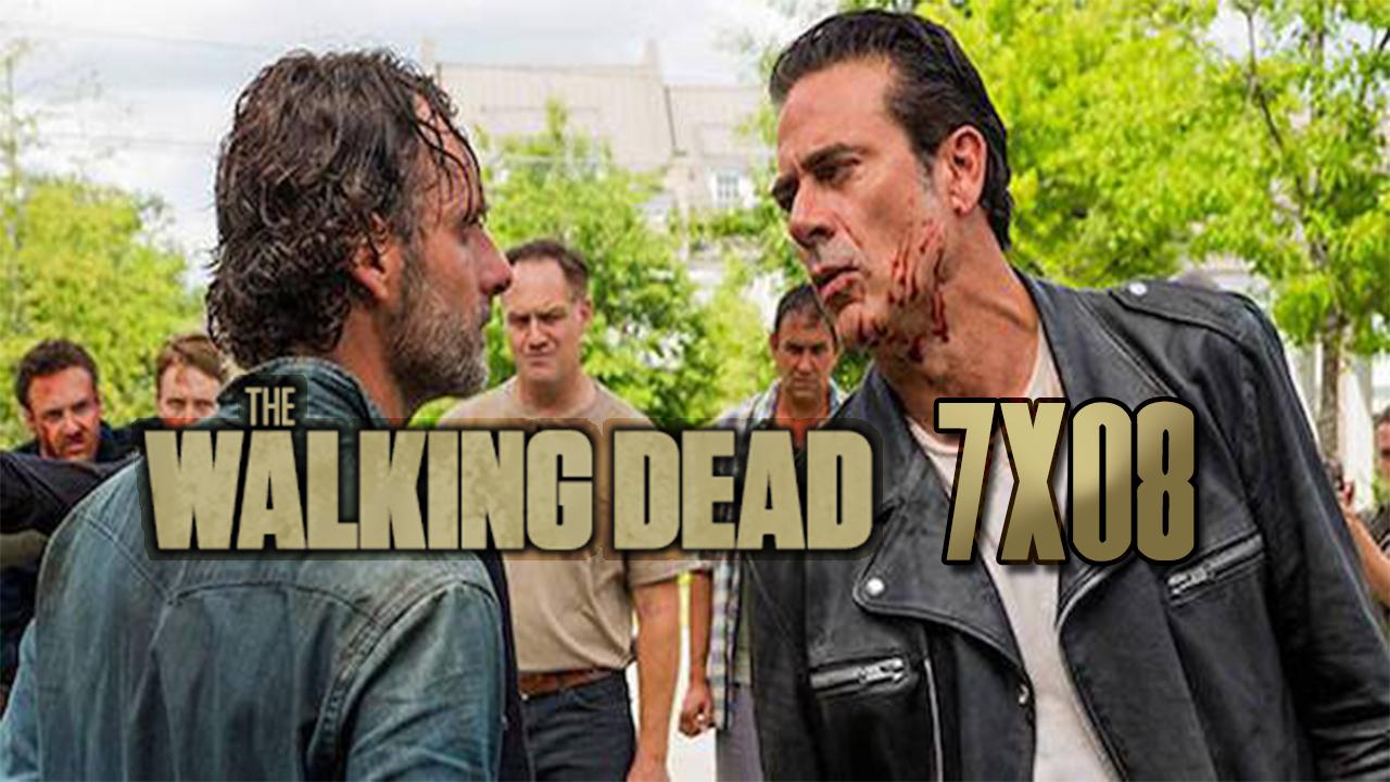 Recensione,Teorie ed Anticipazioni su The Walking Dead 7x08