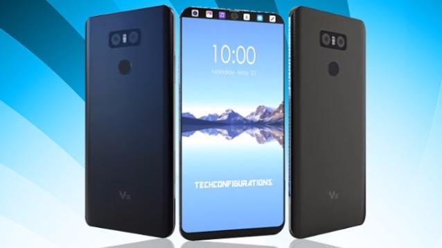 LG V30: lo stato attuale dei rumors sul nuovo top gamma coreano
