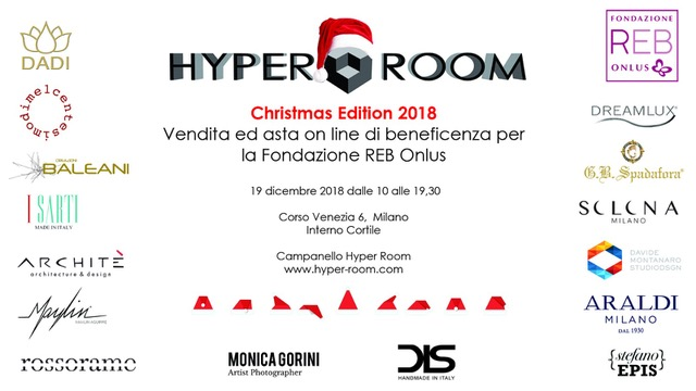 Hyper Room Christmas Edition - Vendita e asta online