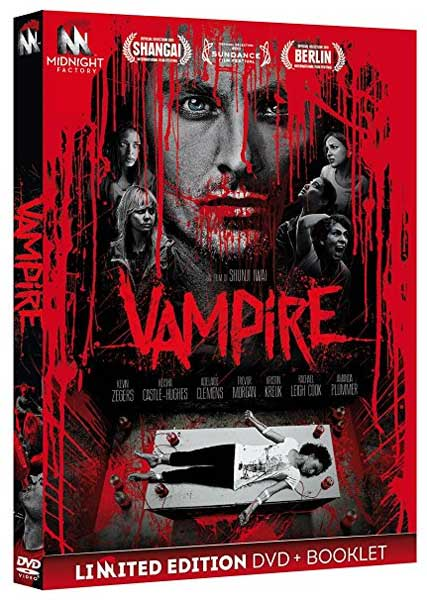 Brividi in HomeVideo: il film VAMPIRE