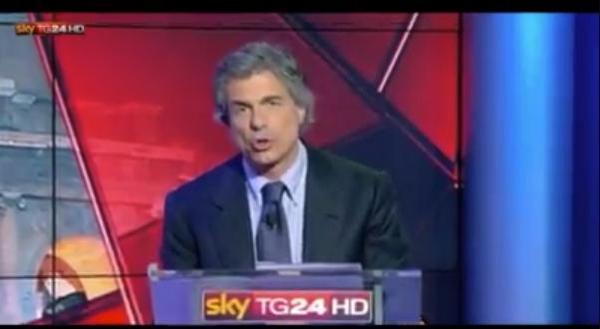 """Marchini Confronto SKY: """"in caso di elezione rinuncerò all'indennità di sindaco"""""""