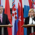 Erdogan bacchetta l'Europa