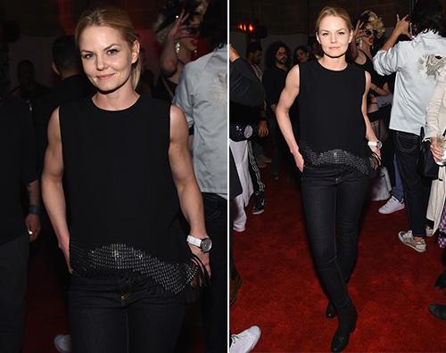 Jennifer Morrison, look rock a New York