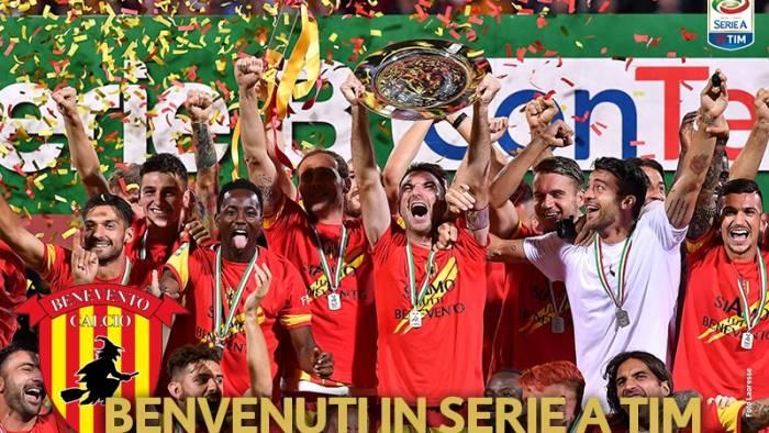 Benevento Calcio Serie A 2017-18: Al via la Campagna Abbonamenti