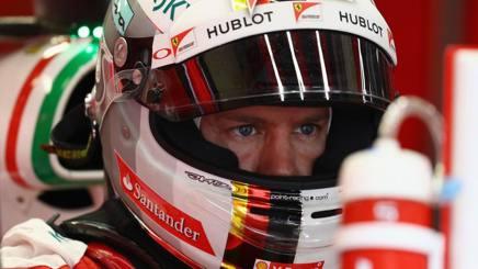 F1 GP Singapore: il team radio di Vettel dopo il crash