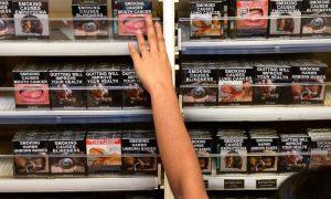 Foto shock sui pacchetti di sigarette: ma il fumo non c'entra