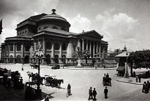 Palermo: Inaugurata la mostra per l'Anniversario del Teatro Massimo