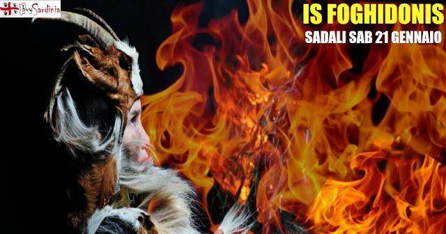 IS FOGHIDONIS DI SADALI CON BUYSARDINIA - SAB 21 GEN