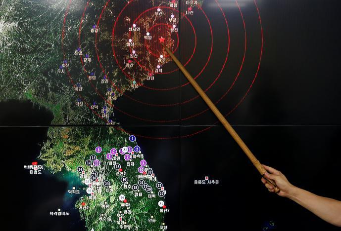 Nuovo test nucleare della Corea del Nord, il più potente fino ad oggi