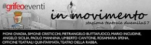 Petralia Sottana: Al via la stagione teatrale del Teatro Cinema Grifeo