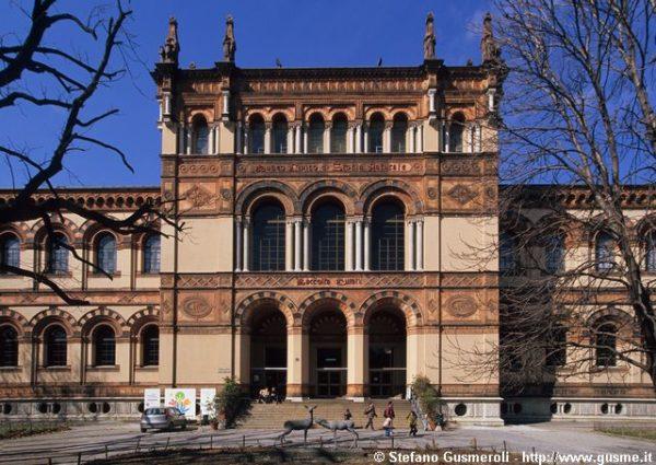 Passeggiando per Milano tra le architetture Liberty: il Museo Civico di Storia Naturale
