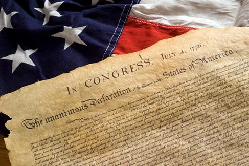 4 luglio 1776: Le colonie americane indipendenti dalla corona britannica