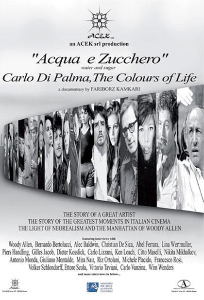 Acqua e Zucchero del regista Fariborz Kamkari commuove il TIFF 41 nel ricordo di Carlo Di Palma
