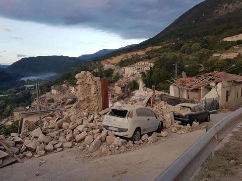 #Terremoto – Comunicato da Lourdes