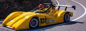Automobilismo: Castiglione su Radical vince il 1° Slalom di Salice