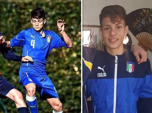Antony Angileri, unico siciliano nella Nazionale Under 16
