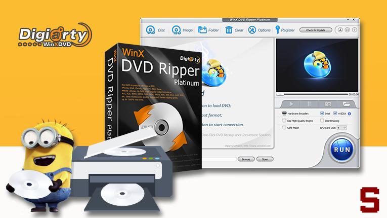 WINX DVD RIPPER   SALVARE DVD SU WINDOWS, MAC, ANDROID E IOS