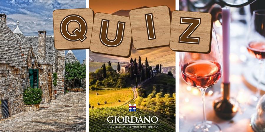 Sei un vero Wine Lover? Hai la preparazione di un Sommelier? Mettiti alla prova con il nostro Vino-Quiz!