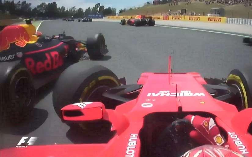 Gran premio di Spagna di Formula 1, vince Hamilton su Vettel