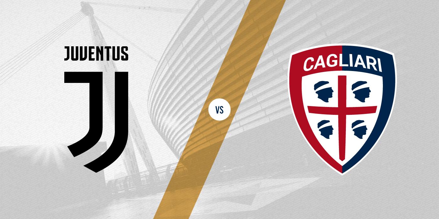 Juventus 3 Cagliari 0